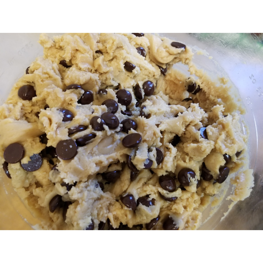 Chocolate Chip Cookie Dough 19