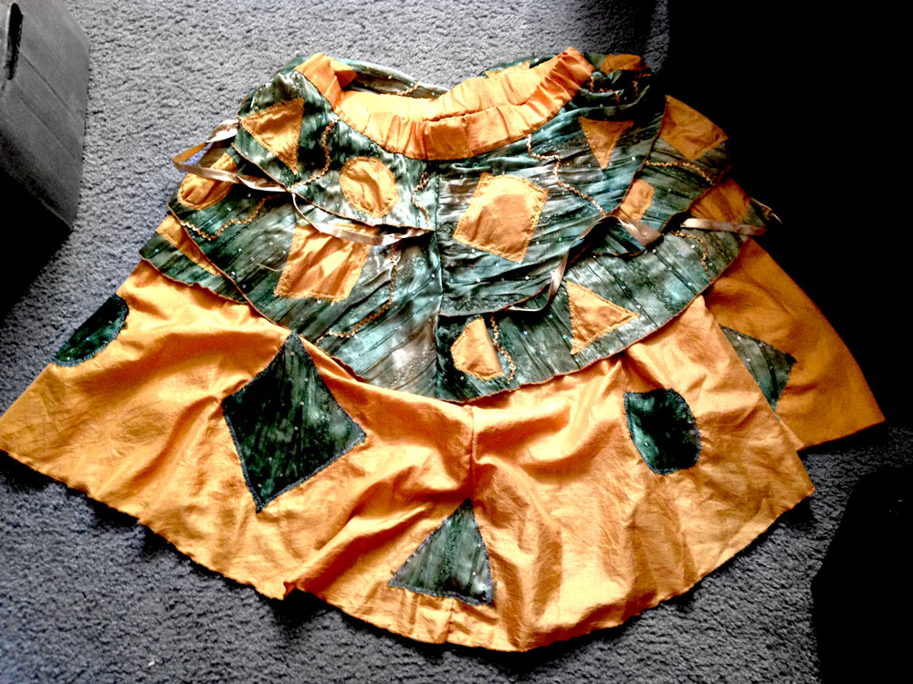 Intuition Skirt Sewing Project