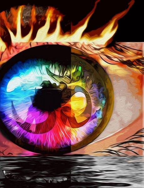 Photo Graphic | The-Minds-Eye-Epiphany